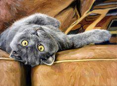 art by lucie bilodeau images | Chris: Les Chats de Lucie Bilodeau - 2
