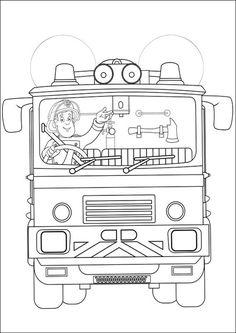 Die 20 Besten Bilder Zu Ausmalbilder Feuerwehrmann Sam In 2020 Ausmalbilder Feuerwehrmann Sam Ausmalbilder Ausmalen