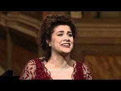 Mozart - Voi che sapete (Cecilia Bartoli) HD subtitles - When I watch Cecilia, I am inspired to let it all go....