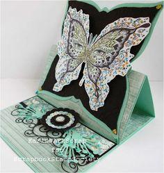 KarinsArtScrap: Butterfly