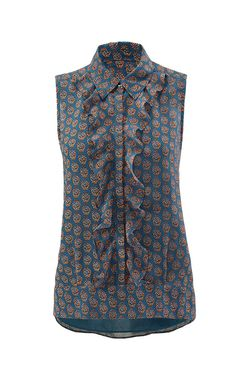 cabi's Medallion Reign Blouse - Cabi Fall 2016 Collection