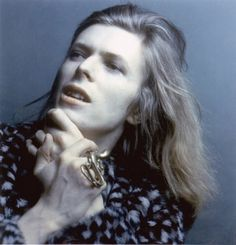 vintage everyday: Pictures of Young David Bowie
