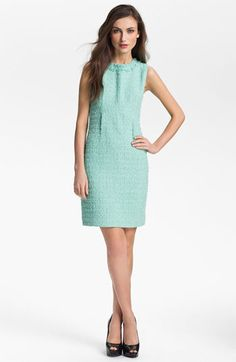 kate spade new york 'terri' tweed sheath dress
