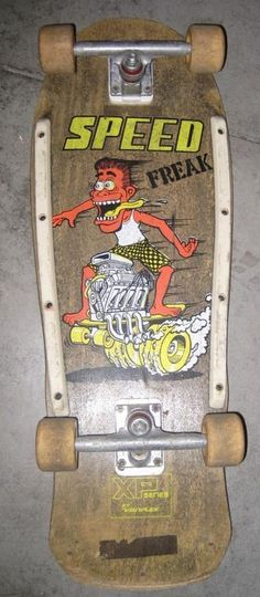 DECK OF THE DAY | VARIFLEX | SPEED FREAK