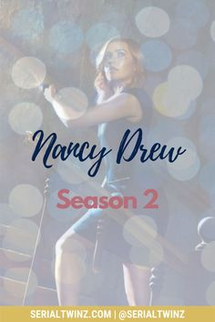 NANCY DREW SEASON 2 | If you're a fan of the CW fantasy, mystery, horror, drama Nancy Drew and you can't wait for the show to return on January 2021, this is for you. Check out our blog post on everything about Nancy Drew Season 2, starring the talented Kennedy McMann, Maddison Jaizani, Leah Lewis and more: news, cast, plot, spoilers, S1 Recap, trailer, promo, and more | #NancyDrew #DrewCrew #NancyDrewS2 #TheCW Cw Tv Series, Marvel Series, Drama Series, Book Series, Ally Mcbeal, Nancy Drew Books, Famous In Love, Devious Maids, Drama Tv