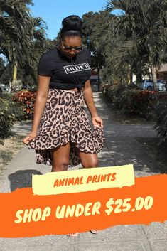 The latter part of 2018 was all about animal prints for me. Animal Print Shop, Animal Prints, Holiday Outfits, What To Wear, High Waisted Skirt, Shirt Dress, Skirts, Blog, Fashion Tips