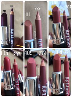 "Lipstick ""Farmasi"" - A few colors from our Farmasi lipstick! "" A few colors from our Farmasi lipstick! Mac Twig Lipstick, Mary Kay Lipstick, Colourpop Lipstick, Kylie Lipstick, Too Faced Lipstick, Maybelline Lipstick, Green Lipstick, Red Lipstick Makeup, Mauve Lipstick"