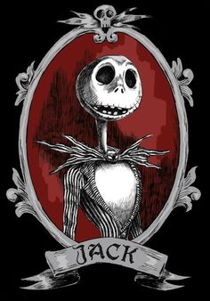 Jack by Dan Beltran - The Nightmare Before Christmas Camilla Lenora Arte Tim Burton, Tim Burton Kunst, Film Tim Burton, Jack Tim Burton, Arte Disney, Disney Art, Halloween Fun, Halloween Decorations, Halloween Witches