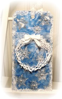 Something old, something new, something borrowed, something cool. and lots of love. These are things my cards are made off! Something Old, Tim Holtz, Hanukkah, I Card, Tags, Cool Stuff, Home Decor, Decoration Home, Interior Design