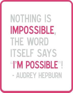 possible:)