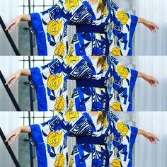 s-s 2016 momoé collection preview... colors...summer...kimono