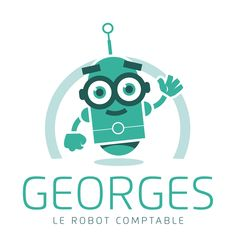 Logo design for a start up business located in Paris. Georges is a online robot accountant. www.gorges.tech