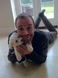 and the very cute Mr Worstenholme ;-)