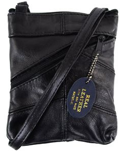 d5a0c17488 Ladies Leather Cross Body Bag / Purse *** Visit the image link more details