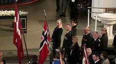 Crown Princess Mary of Demark traveled to Norway to commemorate with Crown Princess Mette-Marit the 150th  nniversary of the  Battle of Heligoland in 1864. May 9, 2014