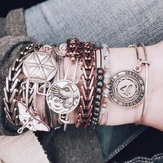 ALEX AND ANI Charm bangles | ALEX AND ANI CHARITY BY DESIGN Collection | ALEX AND ANI Numerology Collection  | photo via @meagan_ivory