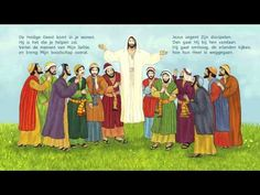 Ascension: Jesus goes to heaven