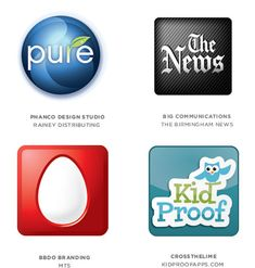 Branding   LogoLounge logo trend report 2012   Layman's layout