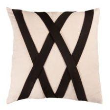 The Woven V Pillow