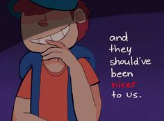 """Part 10 --- So apparently this is a portion of the fine print hidden on the """"Mystery Hunter"""" certificate written by Dipper in  the """"Guide to Non-stop Summer"""" book. Dipper? You okay?"""
