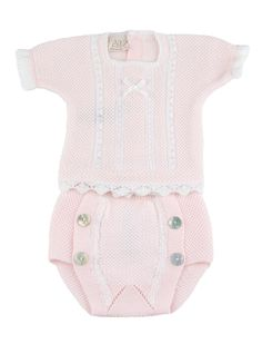 Summer babysuit from PAZ Rodríguez