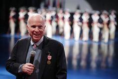 John McCain: Trump has no principals.