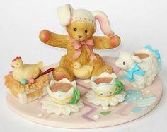 """""""Easter Tea Set"""""""