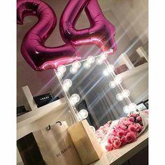 Birthday Goals 24th Happy Me Celebration Parties Golden Wishes Queen Girl