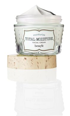 total moisture for total hydrated perfection! I love it. It really does hydrate without that oily feel