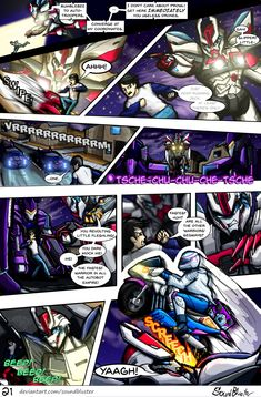 Shattered Glass Prime - Page 21 by SoundBluster on DeviantArt Transformers Prime, Optimus Prime, Alone Art, Broken Mirror, Shattered Glass, Comic Page, Sound Waves, 21st, Hero