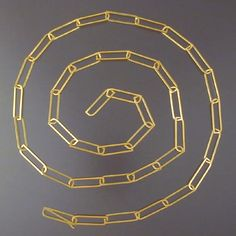 Steven Brixner Jewelry - Chain #4201 - Leaf Link Chain