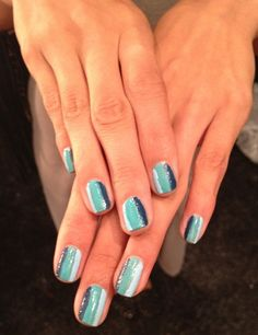 Color Club Uses A New Technique to Make Waves at Charlotte Ronson #NYFW