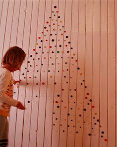 ButtonArtMuseum.com - Decoración navideña