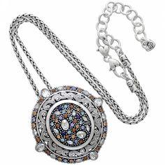 Crystal Voyage Crystal Voyage Pin Necklace