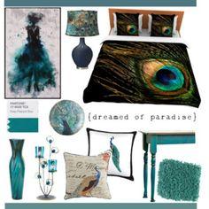 Peacock's home