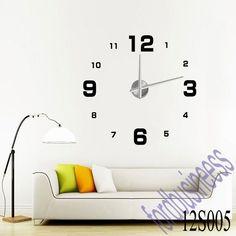 Esto si es un reloj de pared!
