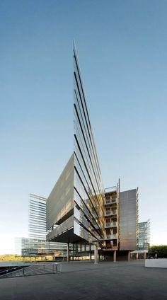 Owen G. Glenn Building, University of Auckland (Business School), New Zealand