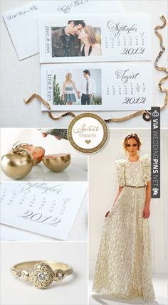 $0 Free  2012 Save The Date Photo Card, Rachel Zoe, Spray paint fruit   CHECK OUT MORE IDEAS AT WEDDINGPINS.NET   #weddings #weddinginspiration #inspirational