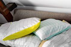Bed linen Minimal Lemon