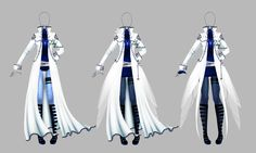Outfit design - 201 - closed by LotusLumino on DeviantArt