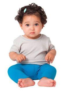 American Apparel Infant Sheer Jersey Sho...