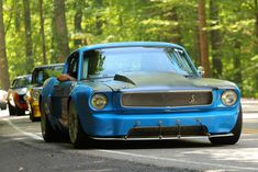 good guys pro touring | 66 Mustang Pro Touring http://www.pro-touring.com/showthread.php?77820 ...