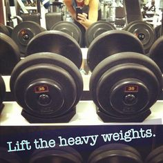 Repin if you're not afraid of lifting! #chobanipowered - move heavy things