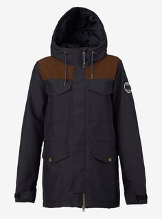 Shop the Burton Fremont Jacket along with more Women's Winter Jackets and Outerwear from Winter 16 at Burton.com