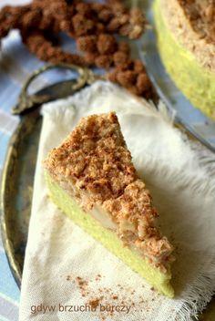 Gdy w brzuchu burczy... : Jabłecznik kokosowo - jaglany