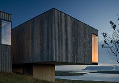 Árborg House in Iceland by PK Arkitektar | Buildings | Architectural Review