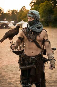 halloween costumes for men Shaz'im