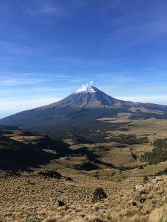 #Popocatepetl