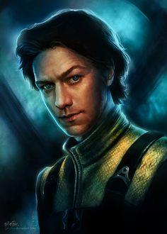 Charles Xavier-X-Men: First Class