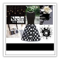 """""""polka dots"""" by anita777 ❤ liked on Polyvore featuring Simone Rocha"""